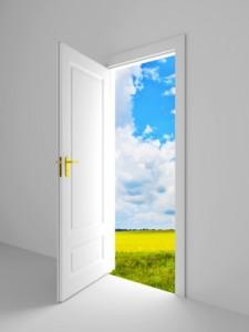 dépannages : ouverture de porte