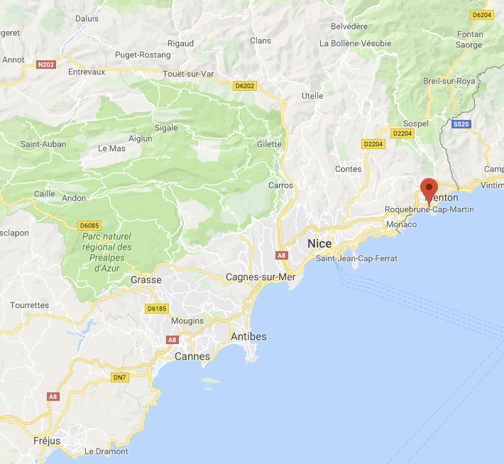 zone d'intervention de nos serruriers à Beaulieu-sur-Mer